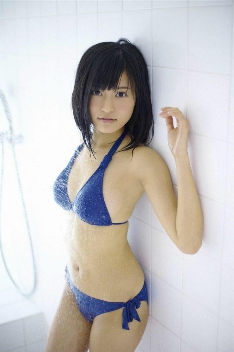 シャワールームでの小島瑠璃子